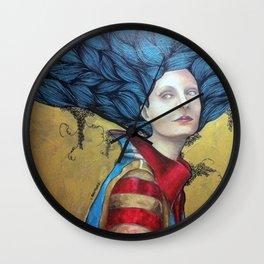 azul Wall Clock