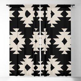 Southwestern Pattern 542 Blackout Curtain