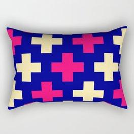 Pink Purple Heaven Rectangular Pillow
