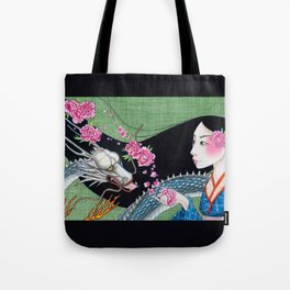 Ancient Whispers Tote Bag