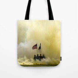 US Army Graduation - Panoramic Tote Bag