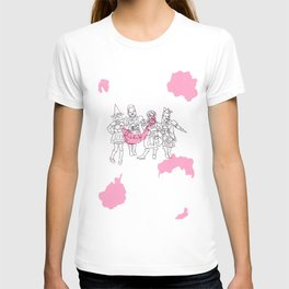S++ Dropper revolution T-shirt