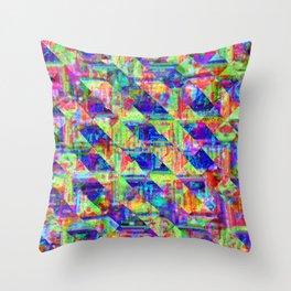 For when the segmentation resounds, abundantly. [extra, 04] Throw Pillow