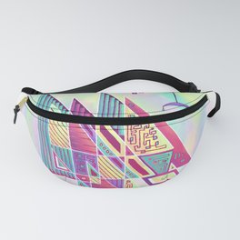 Circuitry Fanny Pack