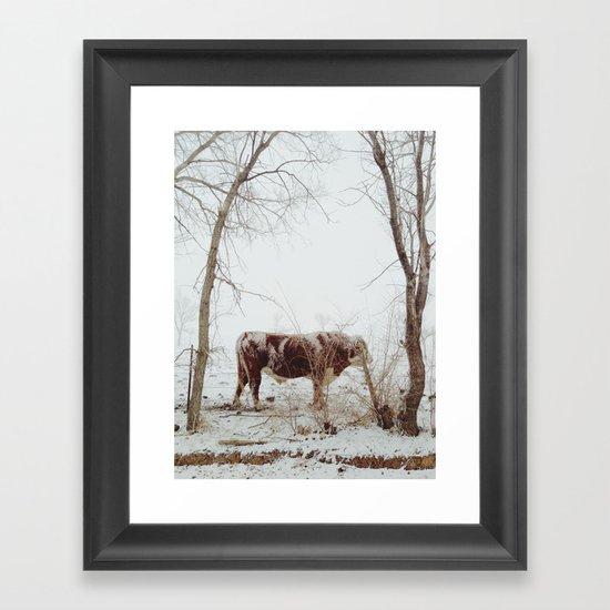 Maxwell Framed Art Print