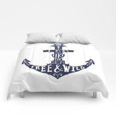 ANCHOR 2 Comforters
