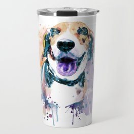 Sweet Beagle Travel Mug