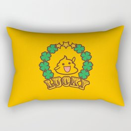 Lucky Rectangular Pillow