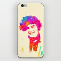harry iPhone & iPod Skins featuring Harry by deff