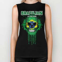 To The Core Collection: Brazil Biker Tank