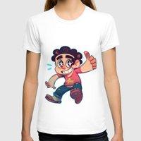 steven universe T-shirts featuring Steven Universe by lemonteaflower
