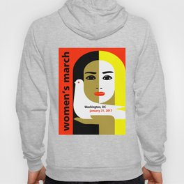 Women's March On Washington 2017 Hoody