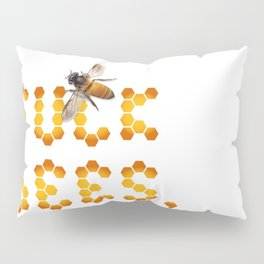 fuck bees Pillow Sham