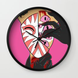 Hurtful Wall Clock