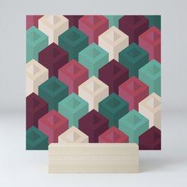 Cube Mini Art Print