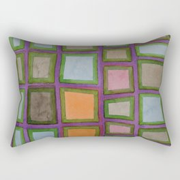 Orange, my dear! Rectangular Pillow