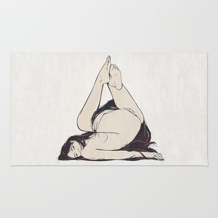 My Simple Figures: The Triangle Rug