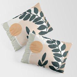 Soft Shapes III Pillow Sham