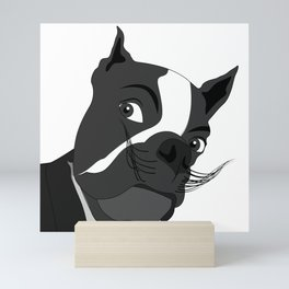 Dali Dog Mini Art Print