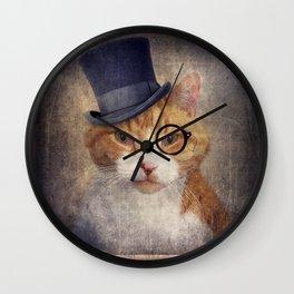 Mr.Peanut Wall Clock