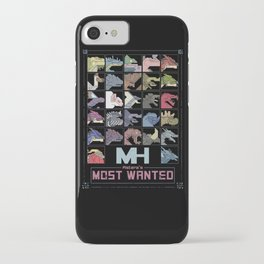 Astera's Most Wanted iPhone Case