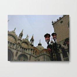 San Marco (Venice, Italy) Metal Print