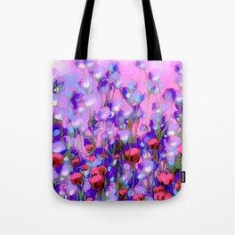 Spring Blush too, Mauve Moods Tote Bag