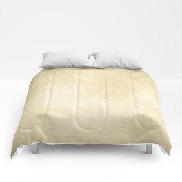Simply Antique Linen Paper Comforters