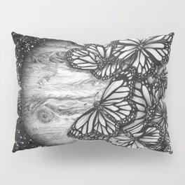 Jupiter's Butterflies Pillow Sham