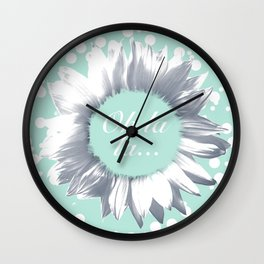 Oh Lala... Wall Clock