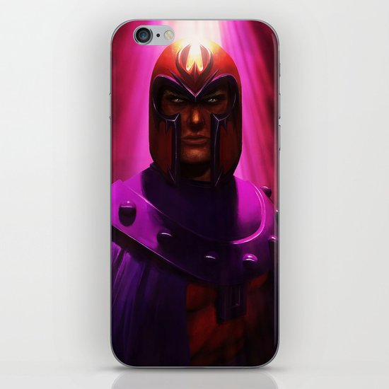 THE CREATOR iPhone & iPod Skin