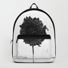 Croquis d'arbre Backpack