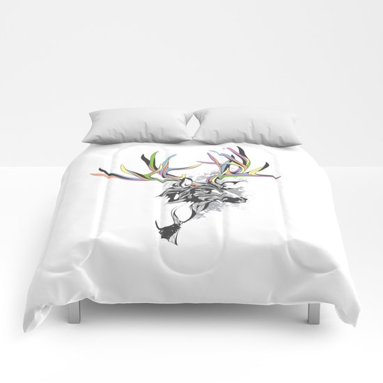 White-Tailed Deer Comforters
