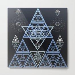 Spiritual Equanimity 04 Metal Print