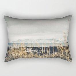 View on Esja Rectangular Pillow