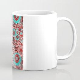 Poppies in the rain Coffee Mug