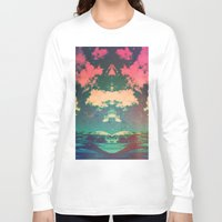 atlas Long Sleeve T-shirts featuring Atlas by Daniel Montero