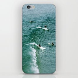 Toy Surf iPhone Skin