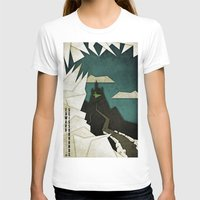 edward scissorhands T-shirts featuring Edward Scissorhands by Fontolia (Katie Blaker)