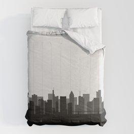 City Skylines: Frankfurt am Main Comforters
