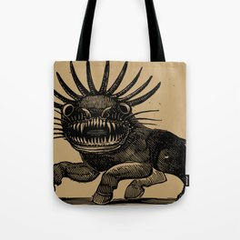 Illustrations of prophecy 1840 Tote Bag