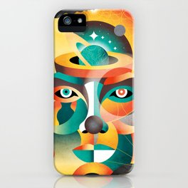 01 Ser Humano iPhone Case