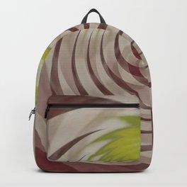 Basal Stripe Twirl Backpack