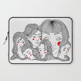 Heads Laptop Sleeve