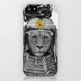 Tribal Queen iPhone Case