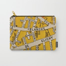 All About Paris I Carry-All Pouch