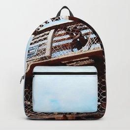 Lobster Trap Stack Backpack