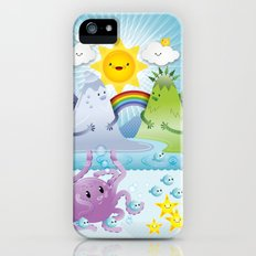Happy land iPhone (5, 5s) Slim Case