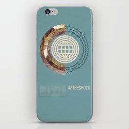 Aftershock iPhone Skin