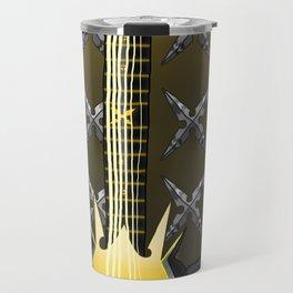 Keyblade Guitar #23 - Ominous Blight Travel Mug